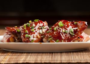 Delicious Baked Teriyaki Chicken