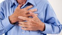 Some symptoms of Cardiac arrest, Heart attack and Stroke