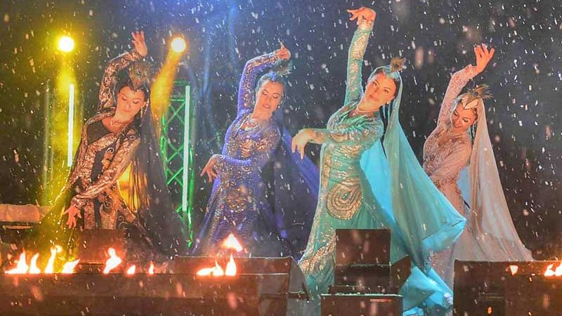Iran in the Dynamism of Festival Celebrations