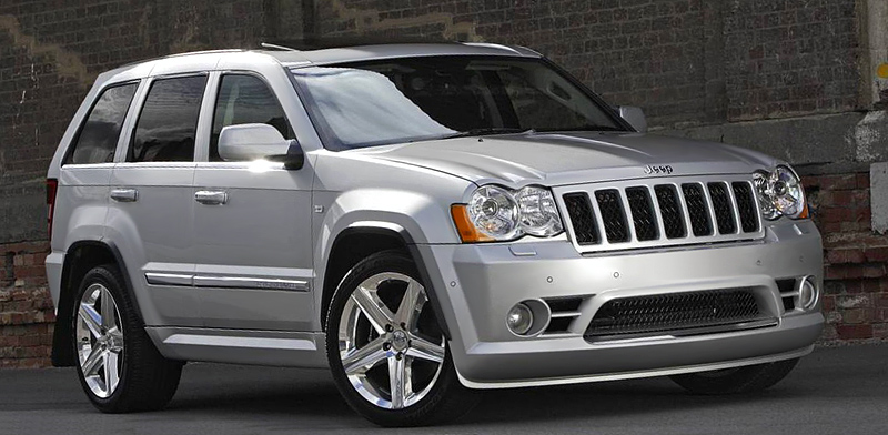 2006 Jeep Grand Cherokee SRT8 topcarrating