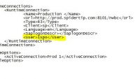 How to  change saved SAP NWBC (NetWeaver Business Clien) password