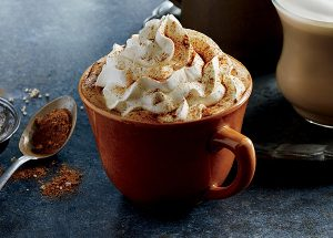 How to make pumpkin spice latte