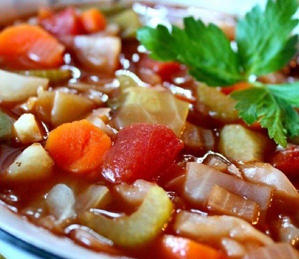How to make Cabbage fat burning soup