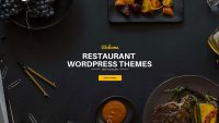 Top 5 Restaurant WordPress Themes