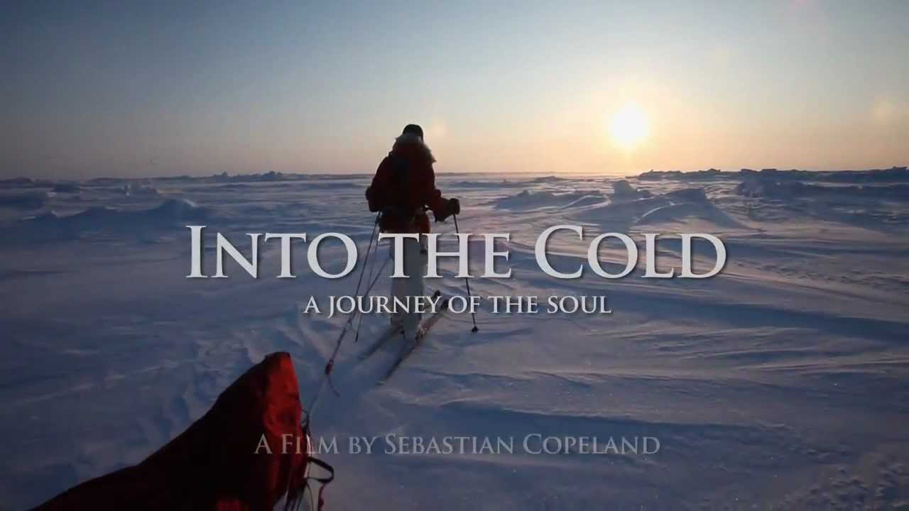 Into the Cold A Journey of the Soul